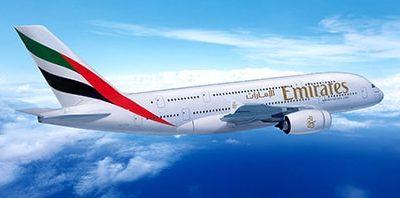 شركة طيران الامارات وظيفة تنفيذي في مطار جدة