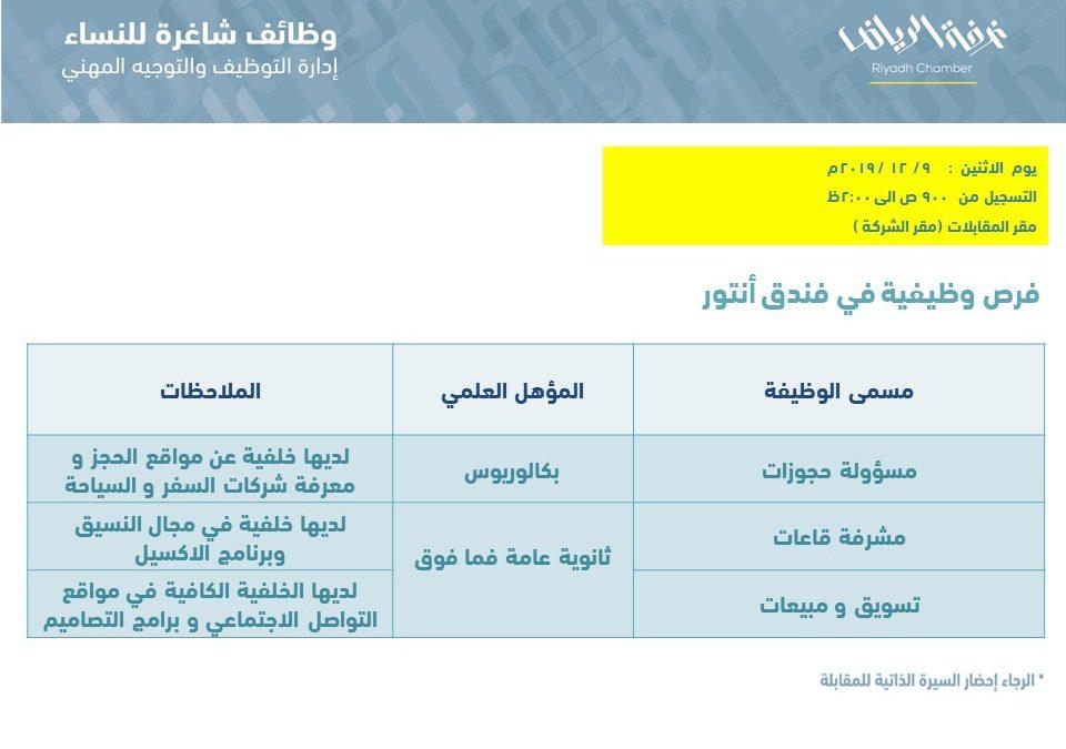 الشركة السعودية جواهر وظائف نسائية ممثلة مبيعات ومديرة معرض